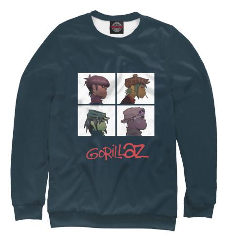 Купить Свитшот для девочек Gorillaz GLZ-838816-swi-1