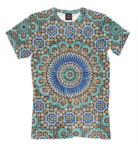 Футболка Print Bar Мусульманский Орнамент футболка print bar украина орнамент