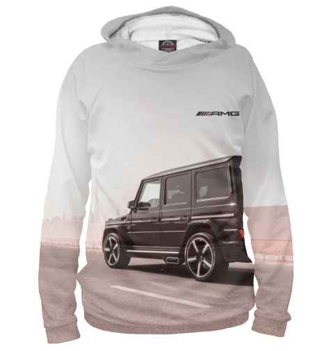 Худи Print Bar Mercedes-Benz G-класс