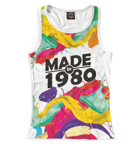 Купить Майка для девочки Made in 1980 DVH-152551-mayb-1