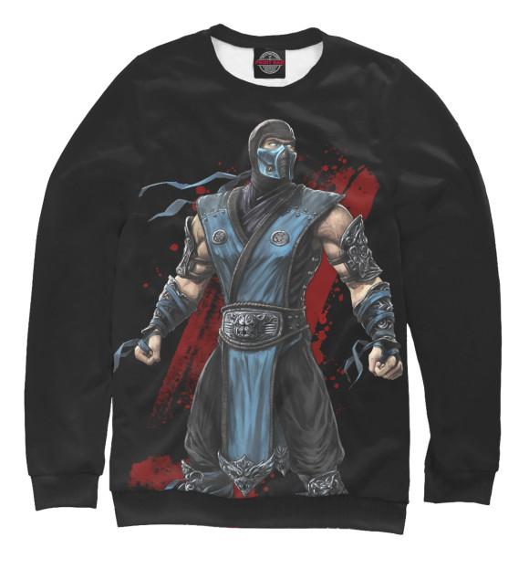Купить Женский свитшот Mortal Kombat: Sub-Zero MKB-624401-swi-1