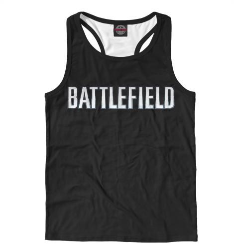 Майка борцовка Print Bar Battlefield