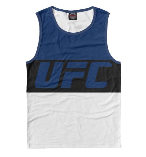 Майка Print Bar UFC BLUE майка print bar ufc green