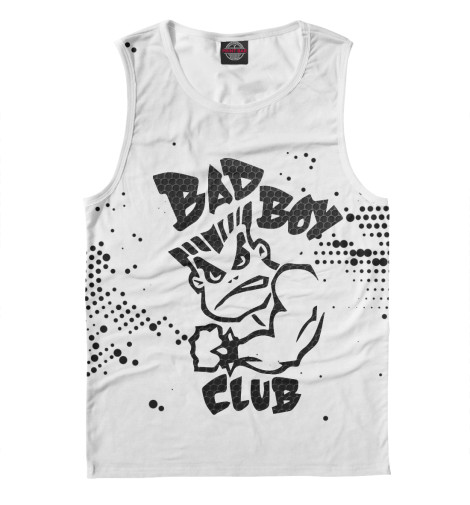Майка Print Bar Bad Boy Club худи print bar fall out boy