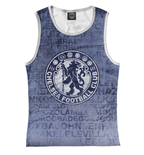 Купить Майка для девочки FC Chelsea CHL-943718-may-1