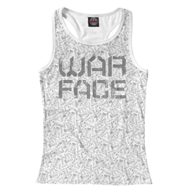 Купить Женская майка-борцовка Warface RPG-126789-mayb-1