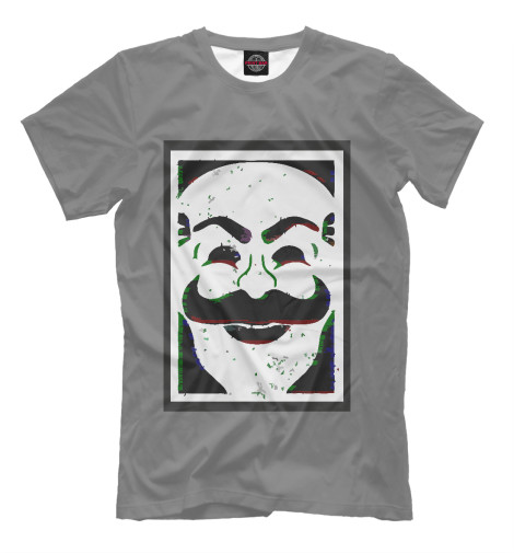 Мужская футболка Fsociety MRR-696789-fut-2  - купить со скидкой
