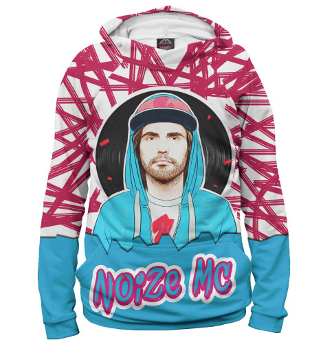 Купить Худи для мальчика Noize MC NMC-835192-hud-2