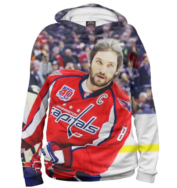 Купить Худи для девочки Хоккей HOK-395275-hud-1