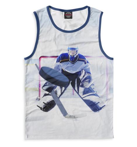 Майка Print Bar Хоккей хоккей лучшее из лучшего