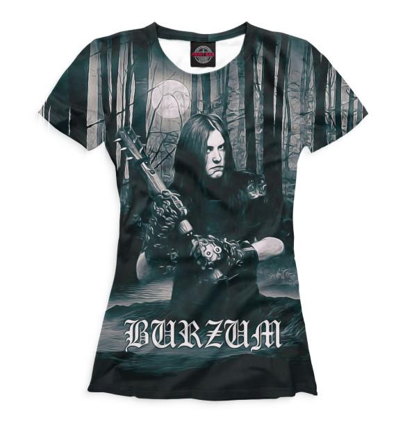 Купить Женская футболка Burzum BZM-455423-fut-1