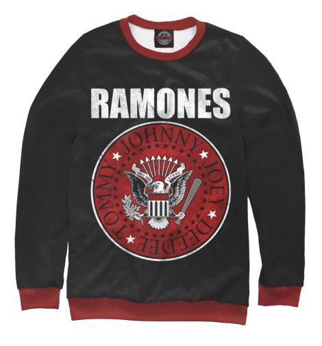 Свитшот Print Bar Ramones свитшот print bar ramones