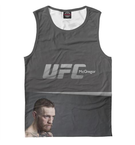 Майка Print Bar UFC McGregor майка print bar ufc black