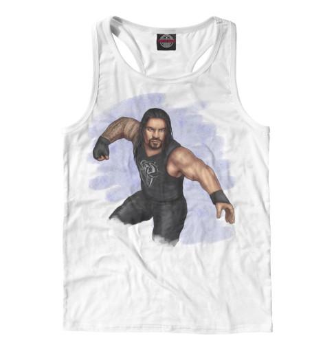 Майка борцовка Print Bar WWE: Роман Рейнс майка борцовка print bar wwe эдж