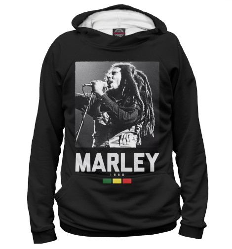Худи Print Bar Bob Marley bob marley bob marley live
