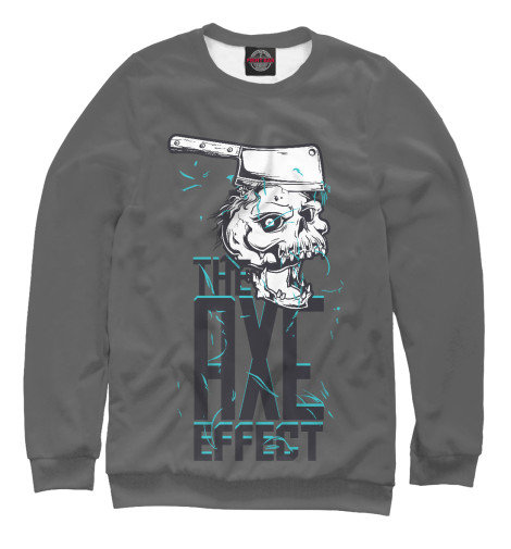 Свитшот Print Bar The AXE Effect