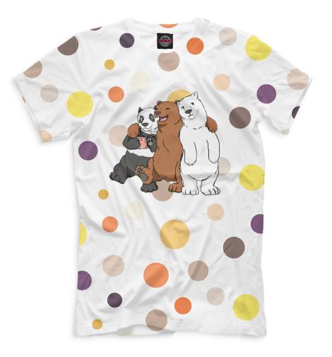 Футболка Print Bar Вся правда о медведях бен голдакр вся правда о лекарствах мировой заговор фармкомпаний
