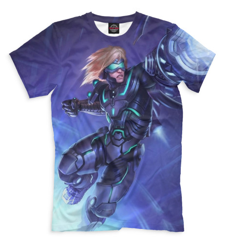 Мужская футболка Ezreal