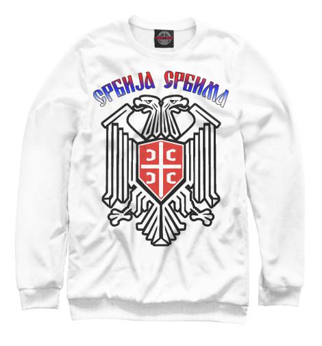 Свитшот Print Bar Сербия