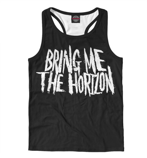 Майка борцовка Print Bar Bring Me the Horizon футболка для беременных printio bring me the horizon