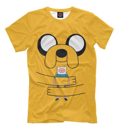 Купить Мужская футболка Фин и Джейк ADV-158101-fut-2