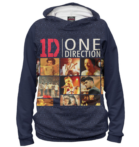 Худи Print Bar One Direction