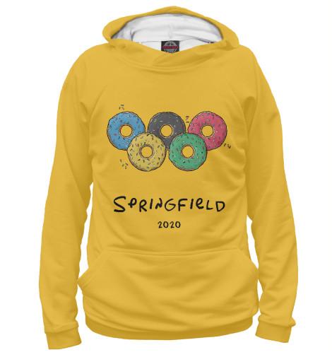 Худи Print Bar Springfield 2020 чиносы springfield springfield sp014emvgd97