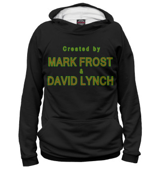 Мужское худи Created by Mark Frost & David Lynch