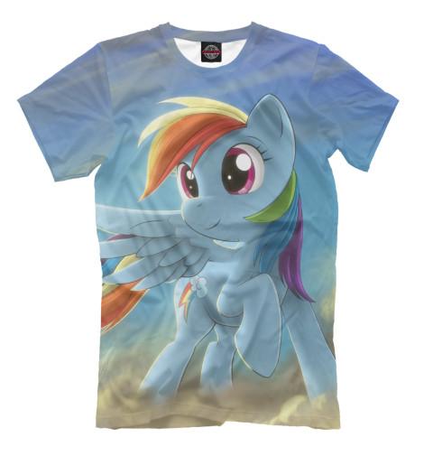 Футболка Print Bar My Little Pony футболка wearcraft premium printio my little pony