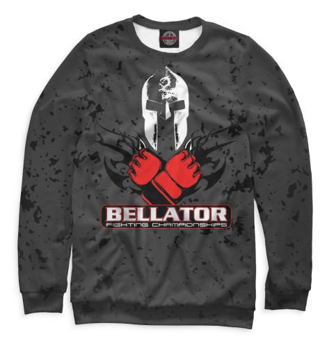 Свитшот Print Bar Bellator MMA свитшоты dappe свитшот