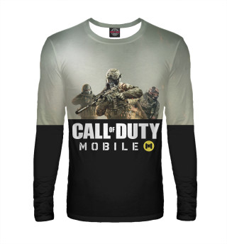 Мужской лонгслив Call of Duty: Mobile