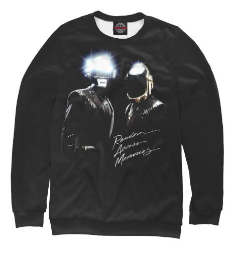 Купить Мужской свитшот Daft Punk DFP-554736-swi-2