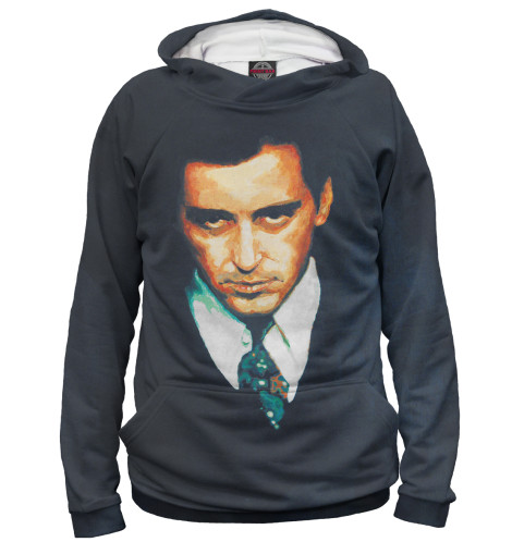 Худи Print Bar Майкл Корлеоне футболка print bar майкл оуэн