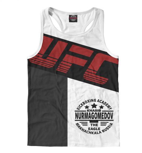 Майка борцовка Print Bar UFC Хабиб Нурмагомедов ufc 2 ps4