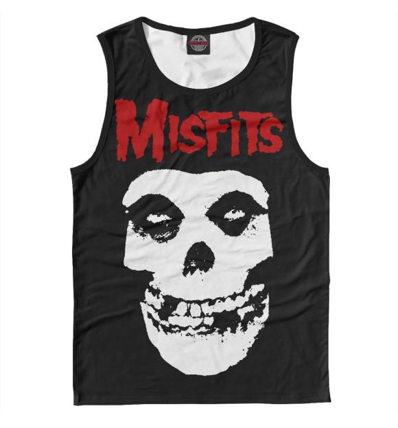 Купить Мужская майка The Misfits MZK-992883-may-2