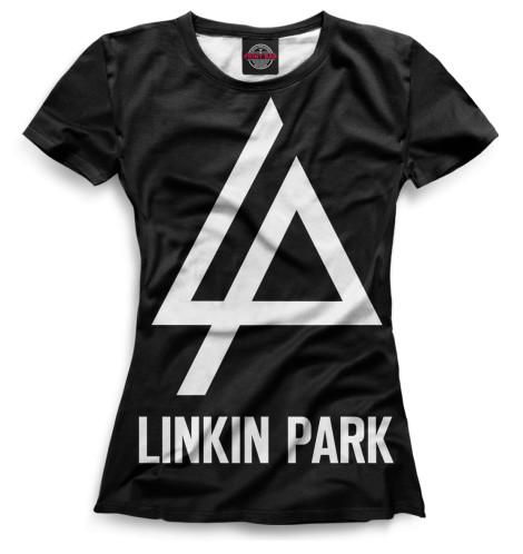 Женская футболка Linkin Park