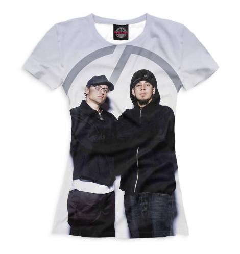Купить Футболка для девочек Linkin Park LIN-305788-fut-1