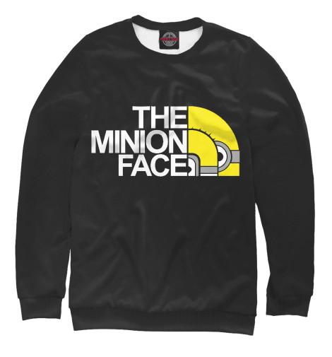 Свитшот Print Bar The Minion Face свитшот print bar minion deadpool