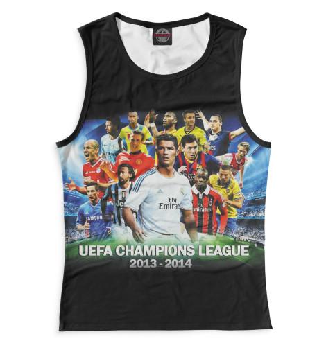 Женская майка UEFA Champions League