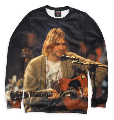 Мужской свитшот Kurt Cobain