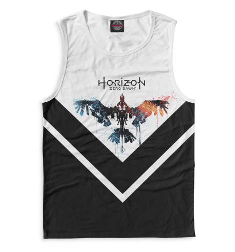 Майка Print Bar Horizon Zero Dawn майка борцовка print bar horizon zero dawn