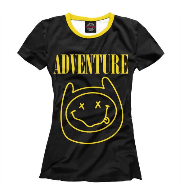 Купить Футболка для девочек Adventure Finn ADV-859594-fut-1