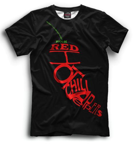 Мужская футболка RHCP