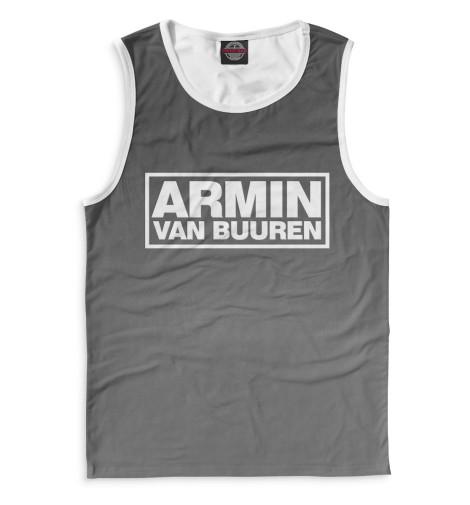 Мужская майка Armin van Buuren