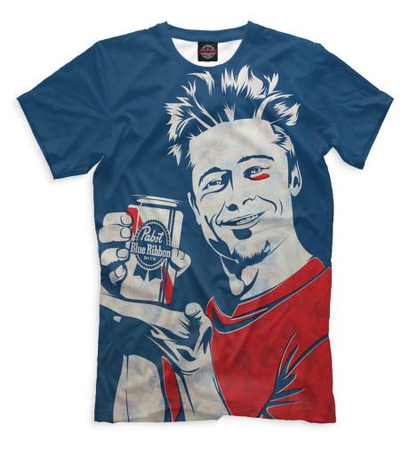 Мужская футболка Тайлер Дёрден