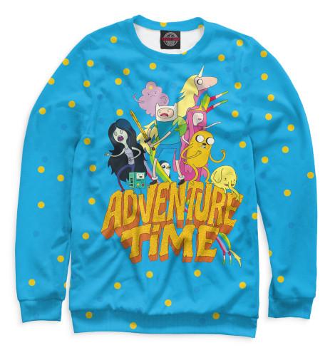 Купить Мужской свитшот Adventure Time ADV-940143-swi-2