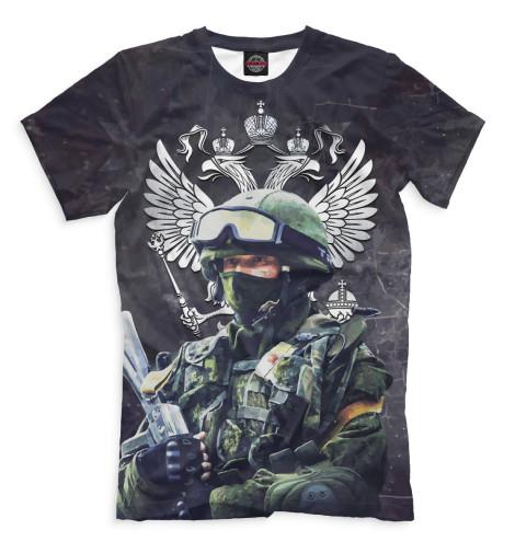 Купить Мужская футболка Вежливые люди VZL-256571-fut-2