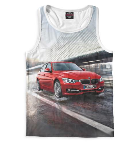 Мужская майка-борцовка BMW