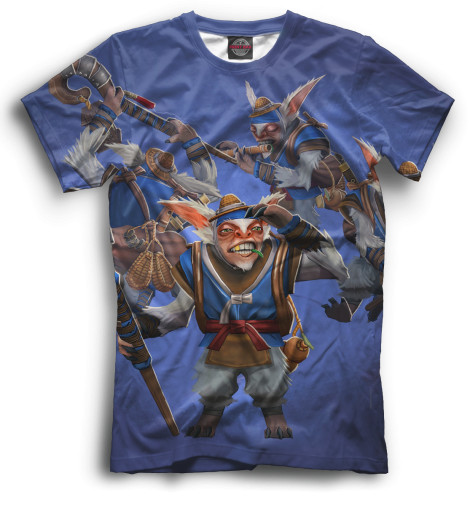 Мужская футболка Meepo