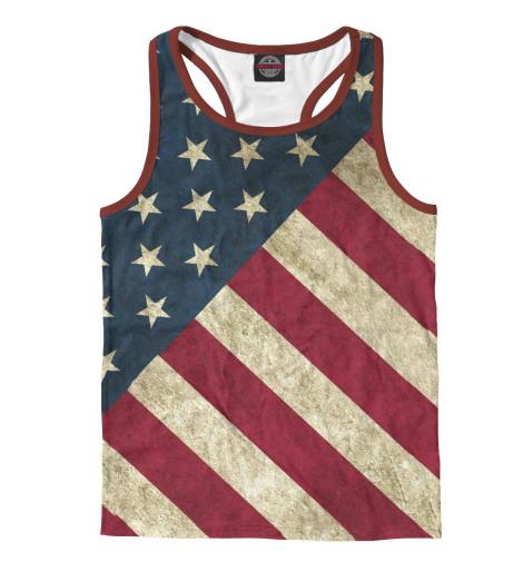Купить Майка для мальчика Флаг США CTS-744899-mayb-2